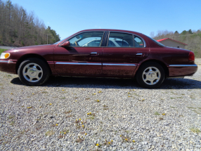 2000 Lincoln Continental (1 of 2)